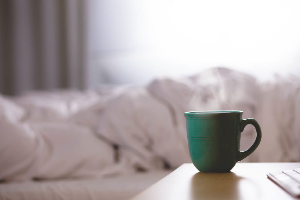 Coffee and a Bed in Regina