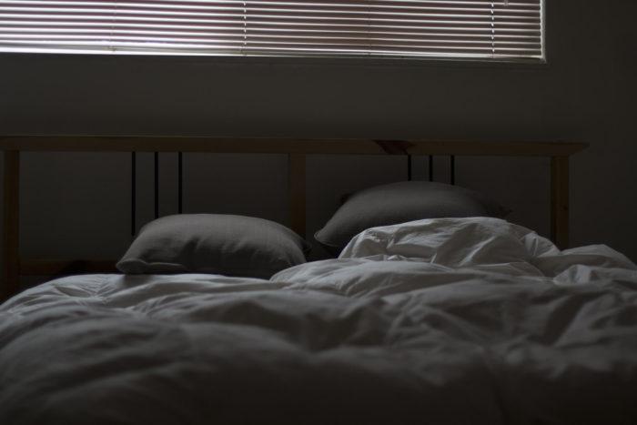 Bed in the Dark