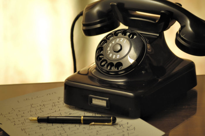 Phone and Writing