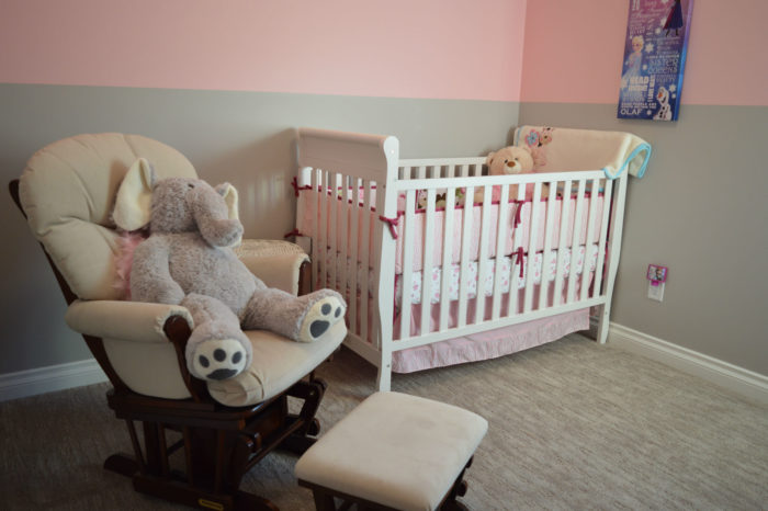 Baby Room with Bed Bugs