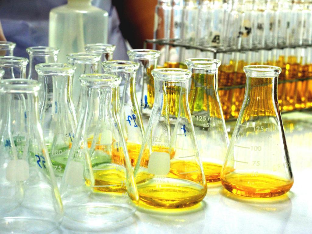 Science Flasks