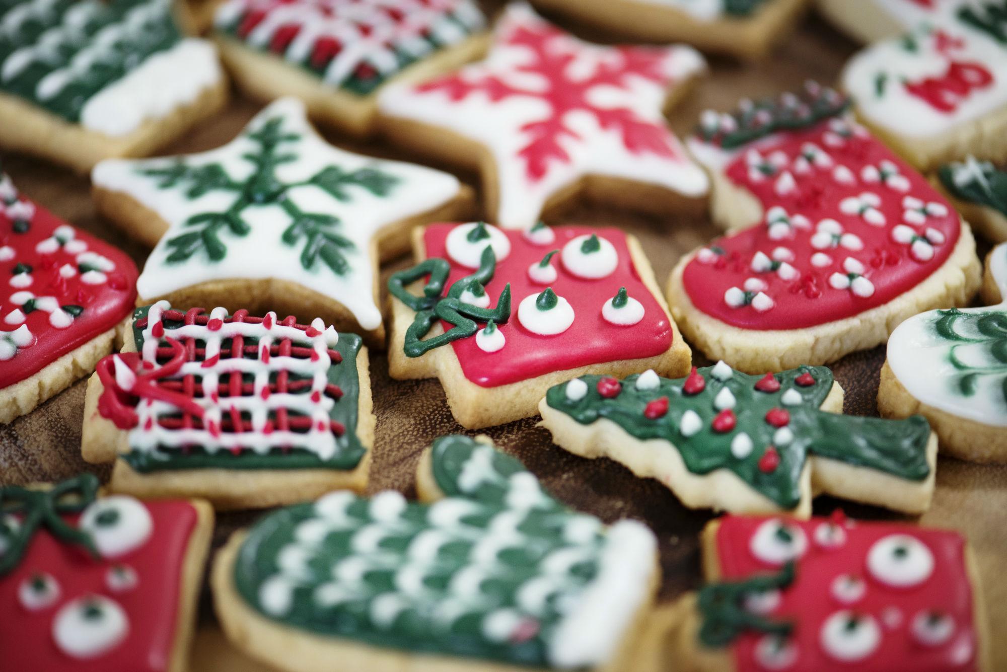 Christmas Cookies Attract Pests at Christmas
