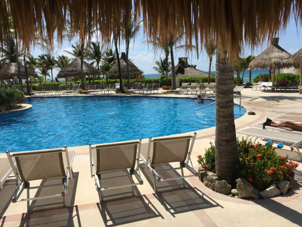 The Pool on Vacation in Punta Cana